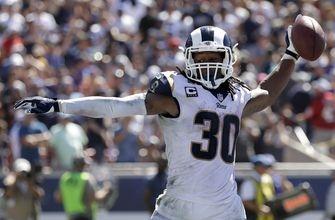 Rams, Jaguars top NFL AP Pro32 poll
