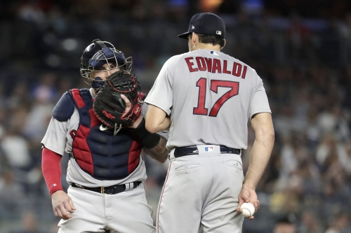Nathan Eovaldi shouldn't be ruled out as possible ALDS starter for Boston Red Sox