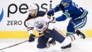 Oilers top Canucks for second straight pre-season win