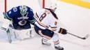 Oilers' Ty Rattie scores twice in win over Canucks