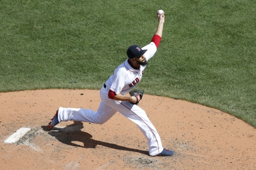 Despite the circumstances, it feels like a big night for David Price