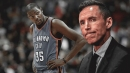 Steve Nash thinks OKC was using Kevin Durant the wrong way