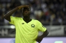 Manchester United 'join race to sign Lille right winger Nicolas Pepe'