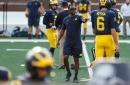 Michigan football's Pep Hamilton: Physical football not going anywhere