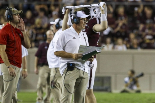 Previewing Texas A&M: The Aggies' Offense