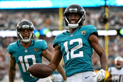 Jags almost a TD favorite