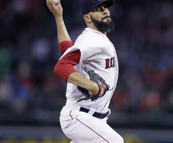 David Price on the mound tonight as Red Sox again look to clinch
