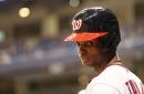 Is Michael Taylor playing his final season with the Nationals?