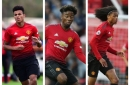 Manchester United U19s vs Young Boys U19s highlights as Angel Gomes and Mason Greenwood goals secure win
