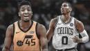 Celtics' Jayson Tatum, Jazz's Donovan Mitchell in top 25 of ESPN's rankings