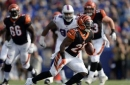 Bengals down to Giovani Bernard as experienced running back