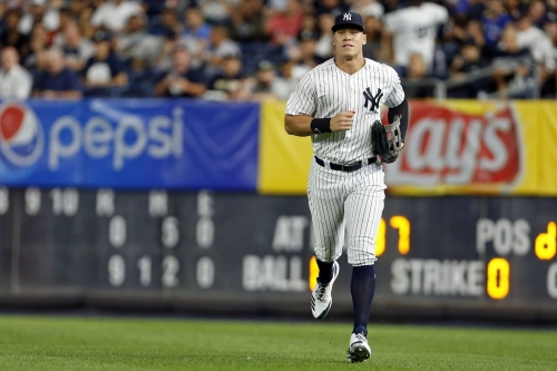 What should the Yankees expect from Aaron Judge based on recent history?