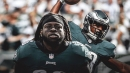 Eagles RBs Jay Ajayi, Darren Sproles both considered day-to-day