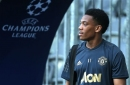 Manchester United line up vs Young Boys includes Diogo Dalot and Anthony Martial