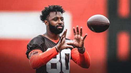 Browns news: Jarvis Landry considered questionable for Week 3