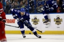 Lightning journal: Can Mathieu Joseph sneak his way onto the opening-day roster?