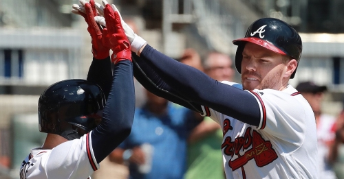 Braves avoid sweep at home to Cardinals