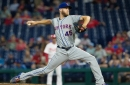 Mets are shutting down Zack Wheeler