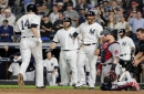 New York Yankees lineup as Red Sox get another chance to clinch AL East