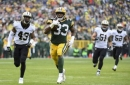 Packers add RB Jones to active roster