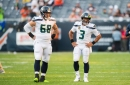 """Pete Carroll: Justin Britt """"day-to-day"""" with sore shoulder"""