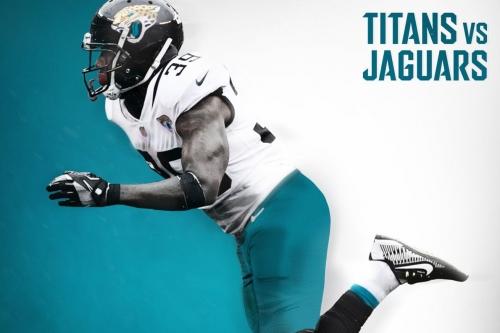 Jaguars will unveil new uniform color combination vs. Titans