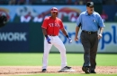 64-88 -Adrian Beltre hit a home run and also the Rangers were swept by Rays