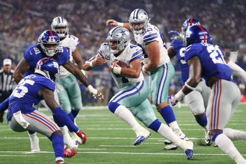 What they're saying about the (1-1) Dallas Cowboys heading into week 3 in the NFL