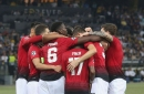 Two Manchester United players praised by Jose Mourinho vs Young Boys