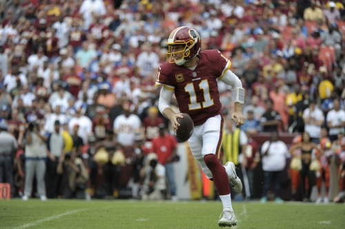Redskins look for more production from passing game