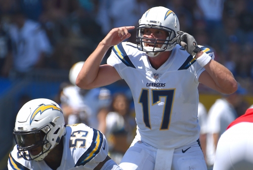 Alexander: For Philip Rivers, some elements of Rams defense are hauntingly familiar