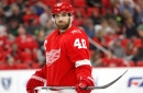 Detroit Red Wings' cool tribute video for retiring Henrik Zetterberg