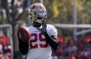 Some question marks on the 49ers first injury report of Week 3