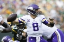 Vikings QB Kirk Cousins and new receiver Aldrick Robinson go 'way back'