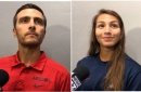 WATCH: Tony Amato, Jill Aguilera preview Arizona's Pac-12 opener at No. 1 Stanford