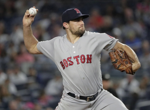 Will Nathan Eovaldi join Boston Red Sox bullpen? It depends on which team Sox play in ALDS