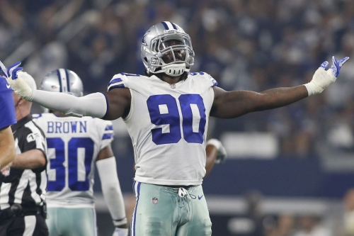 Don't look now, but the Cowboys have a top five defense so far