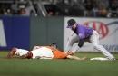 Trevor Story might resume baseball activities tomorrow, Jon Gray's Sunday start in Arizona is swapped