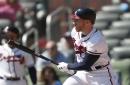 Braves snap 4-game losing streak behind Freeman, Toussaint
