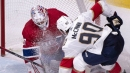Dadonov and McCann power Panthers past Canadiens