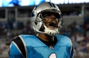Cam Newton developing consistency as a passer