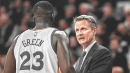 Steve Kerr used Blackjack to make a point to Draymond Green