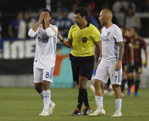 New Quakes coach, same old result