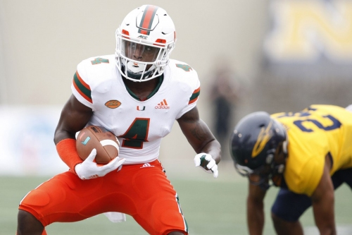 Miami Hurricanes News and Notes 9/19: Happy Yom Kippur, Jeff Thomas as living legend, and tight ends