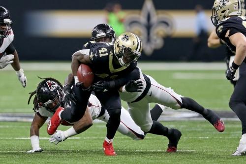 Falcons vs. Saints: How (and can) Atlanta stop Alvin Kamara?