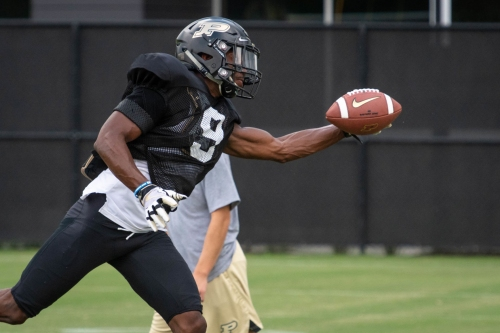 Purdue Football: Offensive keys to the Boilers' first win