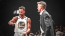 Steve Kerr calls Stephen Curry 'one of the most unique players to ever play'