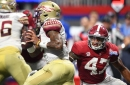 Alabama Football Film Room: Christian Miller explodes against Ole Miss