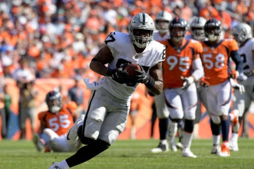Raiders vs. Dolphins fantasy football advice: Cooper, Carr, Cook will ignite Oakland air raid