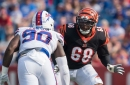Bobby Hart not working at Bengals' Thursday practice